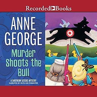 Murder Shoots the Bull audiobook cover art