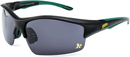 CA Accessories MLB Power Hitter Sunglasses, Black