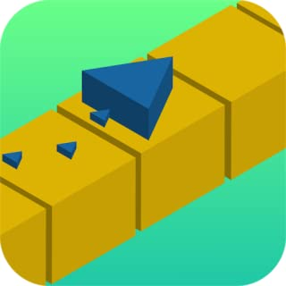 Shadow Blade Runner Hop Twist Over the Blocks Maze Free