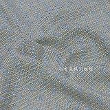 Meterware als Dekostoff- Gewebtes Anzugkleid Aus Tweed Und