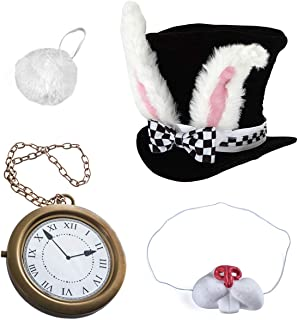 Best the white rabbit costume Reviews