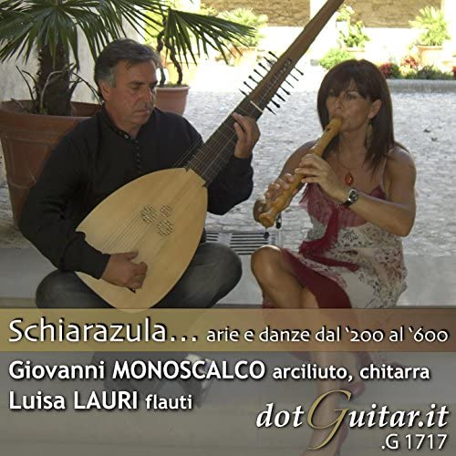 Luisa Lauri, Cristina Tarquini & Giovanni Monoscalco