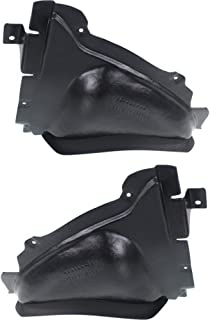 Set Of 2 compatible with 5-Series 11-16 Under Cover Right and Left Side Sedan