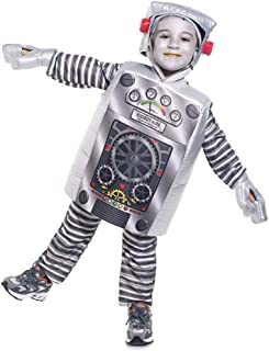 Toddler Robot Costume X-Small