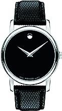 movado museum 2100002 wrist watch for men