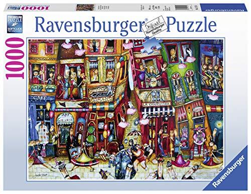 Ravensburger - Puzzle de Pirates del Caribe 2  (1.000 Piezas)