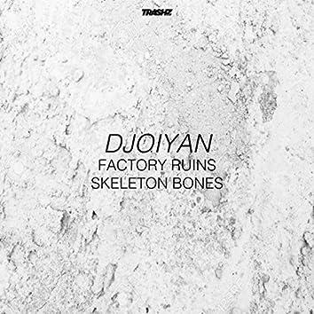 Factory Ruins / Skeleton Bones