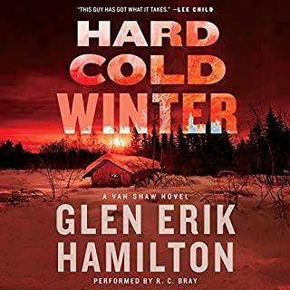 Hard Cold Winter audiobook cover art