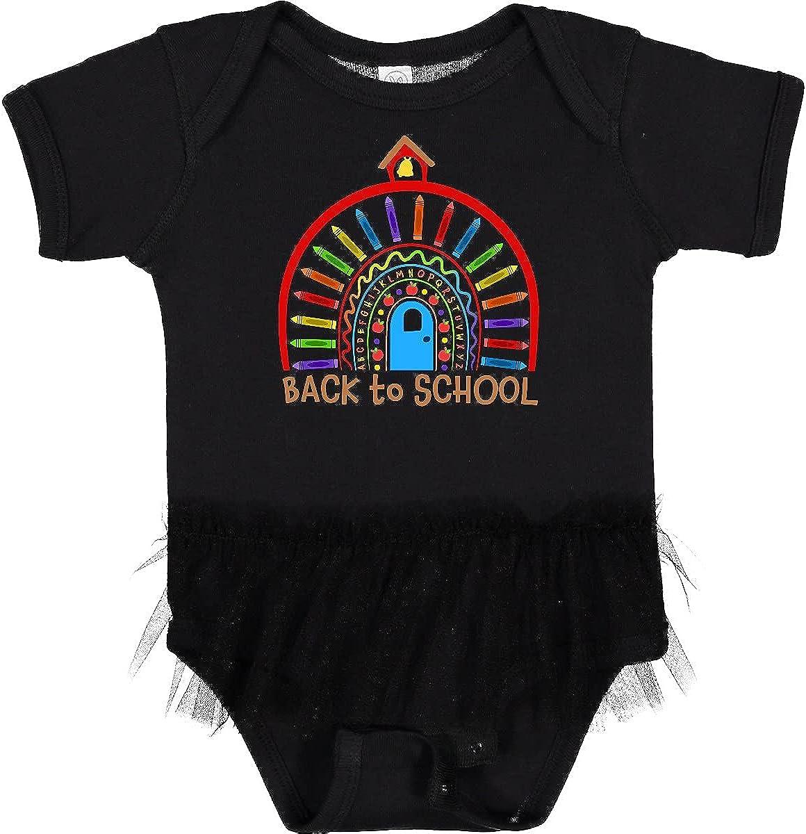 Over item handling inktastic Back to School Schoolhouse Rainbow Infant Crayons with Atlanta Mall