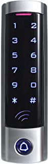 UHPPOTE Wiegand 26 Access Control 12VDC Metal Touch Keypad for ID Cards