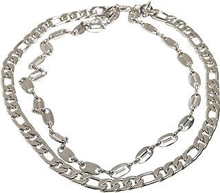 Layering Basic Necklace, argento, taglia unica