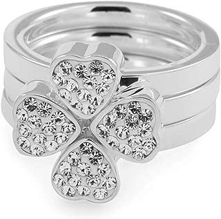 Joyería para Mujer Folli Follie Jewellery Hrt 4 Hrt Ring 5045.3297