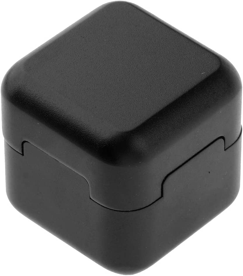 Performance Aluminum Alloy Chalk Box Container for Pool Table Billiards Supplies Tongina Billiard Chalk Holder