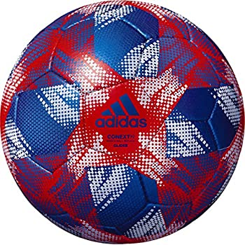 adidas(アディダス) サッカーボール コネクト19 グライダー 検定球 フットボールブルー AF504BR