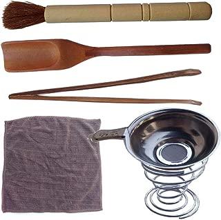 Arlai Tea Tools 6 Pcs Set Gongfu Tea Ceremony Tea Accessories