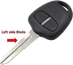 Remote Key Case Fob de apertura a distancia Tecla 2 Tecla para Mitsubishi L200 Shogun Montero Montero Triton MIT8 bla by Keyfobworld