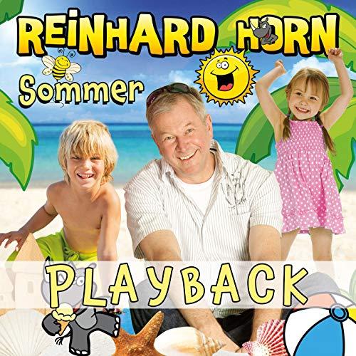 Sonnencreme-Song (Playback)