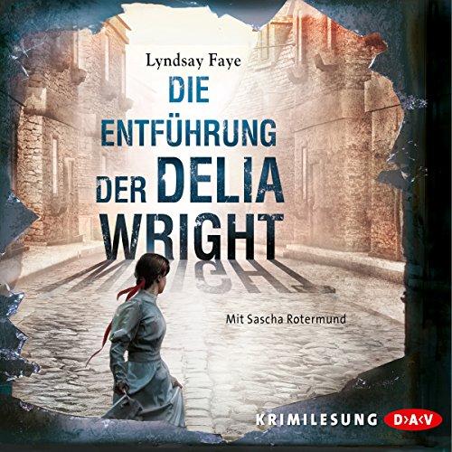 Die Entführung der Delia Wright Titelbild