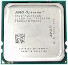 AMD Opteron 2435 2.6GHz Hex Core Six Core Processor OS2435WJS6DGN CCADD