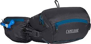 CamelBak Adult-Unisex Vantage LR Belt Backpack, Charcoal/Grecian Blue, One Size, 1.5L