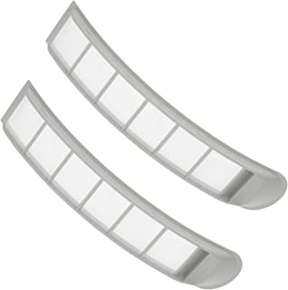 Miele Original Wäschetrockner Fusselfilter / Flusenfänger 2 Stück