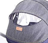 ibiyaya Express Hundebuggy Travel System, denim - 7
