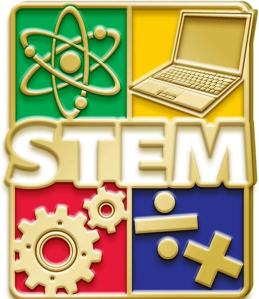 STEM Pin Science Lapel Button Regular Ranking TOP20 store