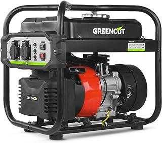 comprar comparacion GREENCUT GRI200XM - Generador eléctrico de gasolina inverter motor 4 tiempos 119cc con salida 2kw