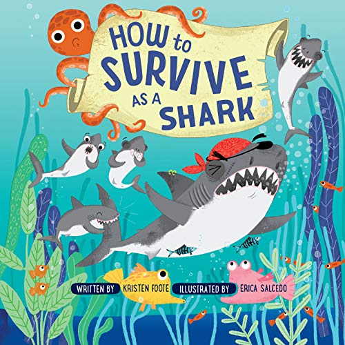 How to Survive as a Shark (English Edition)