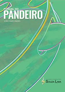Manual do Pandeiro (SL Manual Livro 2) (Portuguese Edition)