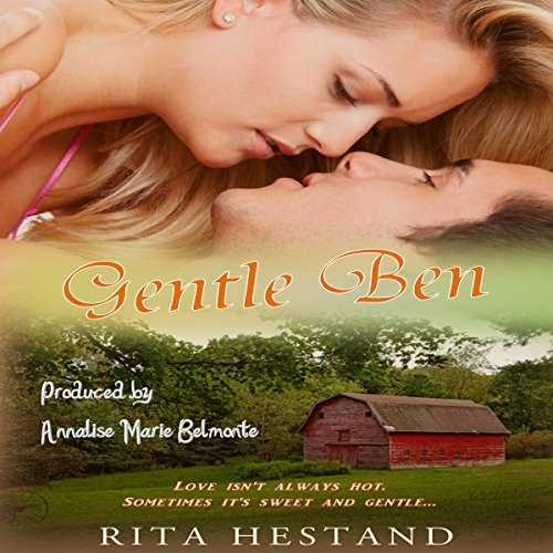 Gentle Ben audiobook cover art