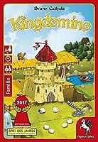 Pegasus Spiele 57103G–King Domino, Jeu de l'année 2017