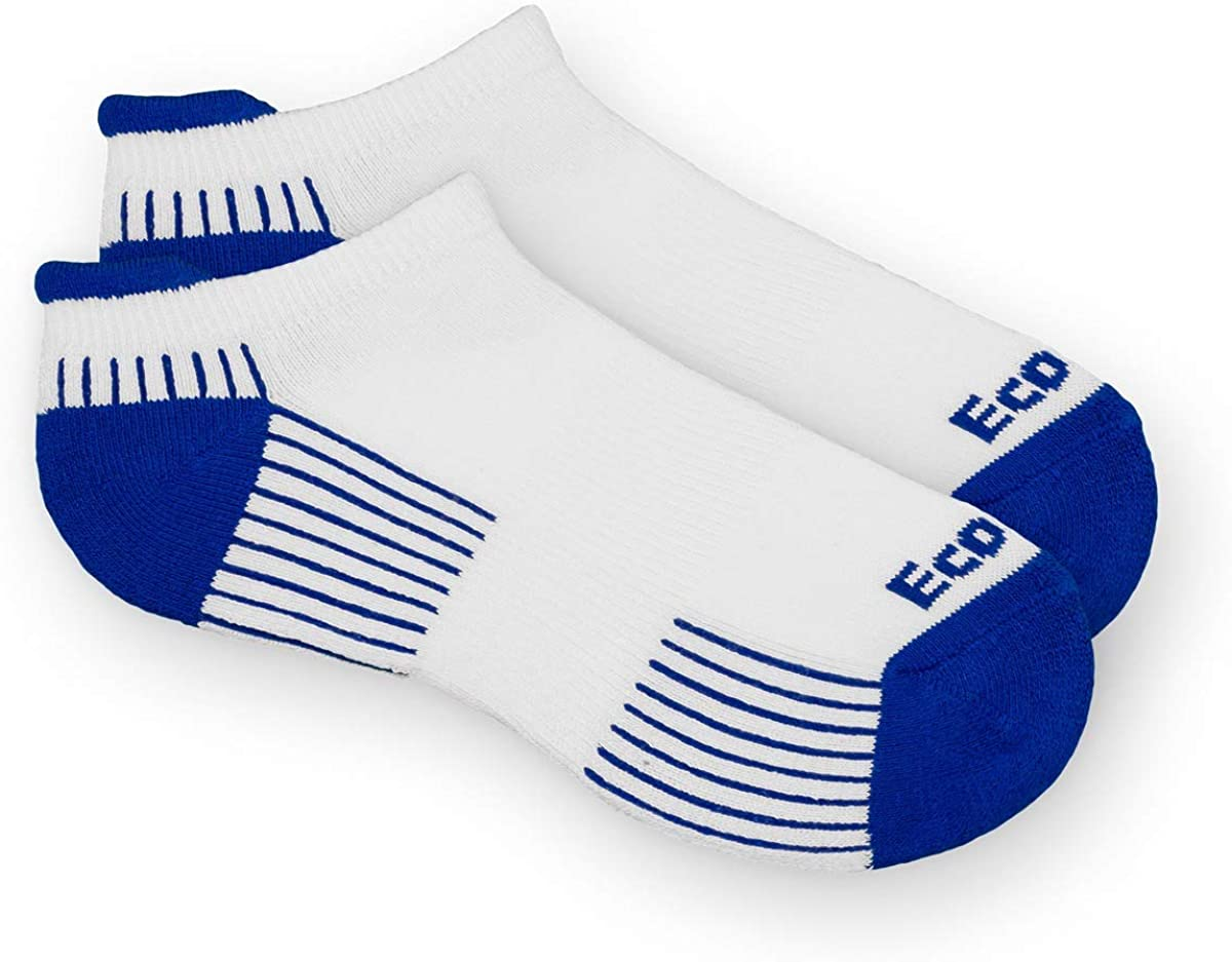 safety EcoSox Viscose from Bamboo Active High order Socks Running for Sport Tab