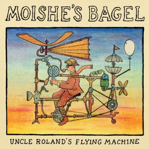 Uncle Roland's Flying Machine