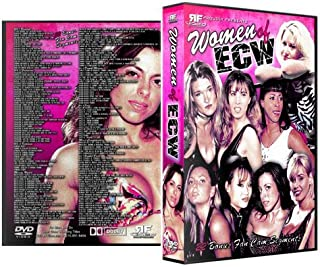 The Women of ECW - 7 Disc DVD Set
