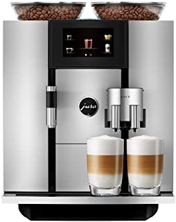JURA GIGA 6 Automatic Coffee Machine, Silver (Renewed)