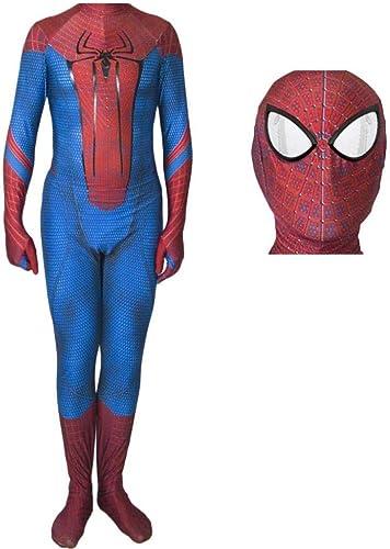 ¡No dudes! ¡Compra ahora! ASJUNQ ASJUNQ ASJUNQ Cosplay Traje De Spider-Man Traje Traje De Spandex Monos Disfraces De Disfraces Niños Adultos  para proporcionarle una compra en línea agradable