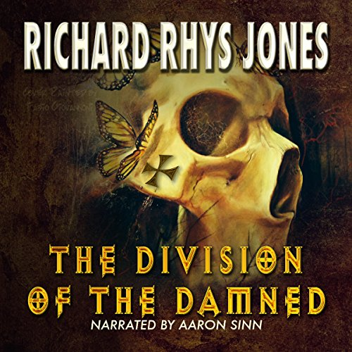 The Division of the Damned audiobook cover art