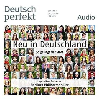 Deutsch perfekt Audio. 11/2015 Titelbild