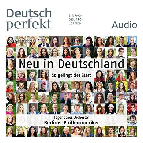Deutsch perfekt Audio. 11/2015 cover art