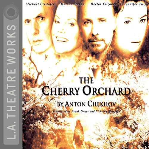 The Cherry Orchard audiobook cover art