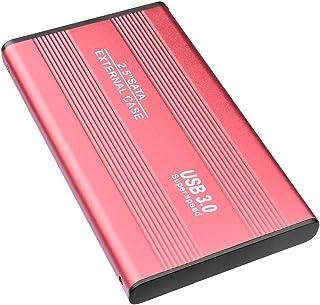 Disque Dur Externe Portable de 2 to - Stockage sur Disque Dur Externe USB 3.0 Compatible pour PC, Mac, Ordinateur de Burea...