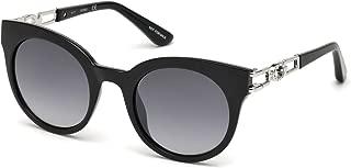 Guess Oval Women's Sunglasses - GU7537 - 50-23-135mm