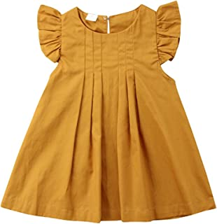 mustard baby clothes
