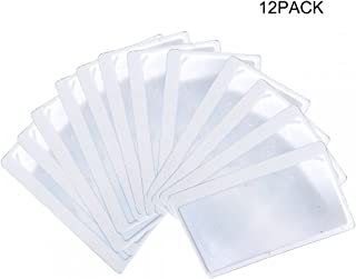 Credit Card Sized Magnifying Lenses Pack of 12