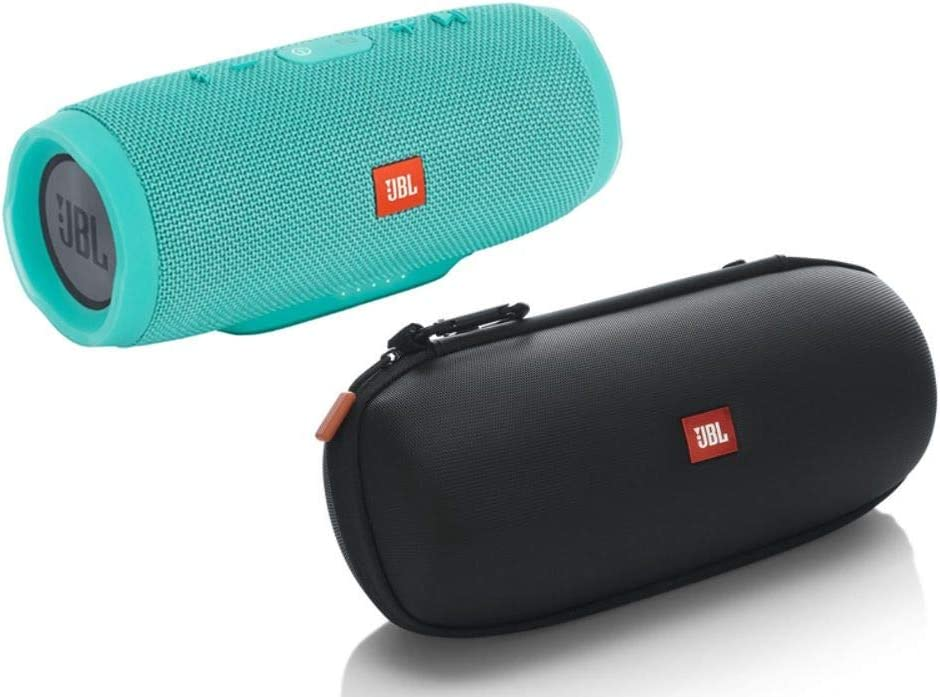 JBL Charge 3 - with Carrying Case (Teal)