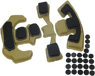 LIVIQILY New Outdoor Combat EX Helmet Internal Memory Foam Pad Protective Mat TB1023