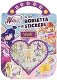 La mia borsetta degli stickers. Magic. Winx club. Ediz. illustrata. Con aggiornamento online