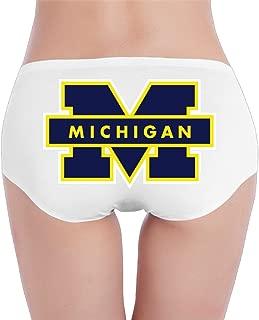 Women's Michigan Wolverines Logo Cotton Underwear