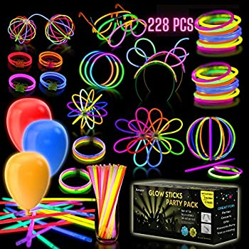 Best glow stick party pack 2 Reviews